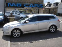 USED 2012 61 FORD MONDEO 2.0 TITANIUM X TDCI 5d AUTO 161 BHP AUTOMATIC,TURBO DIESEL