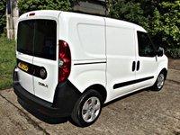 USED 2011 61 FIAT DOBLO 1.2 16V SX MULTIJET 1d 90 BHP 1 GENUINE LOW MILES, NEW MOT AND SERVICE AT MAIN DEALER
