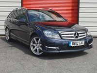 USED 2012 MERCEDES-BENZ C CLASS 1.8 C180 BLUEEFFICIENCY SPORT EDITION 125 5d 156 BHP