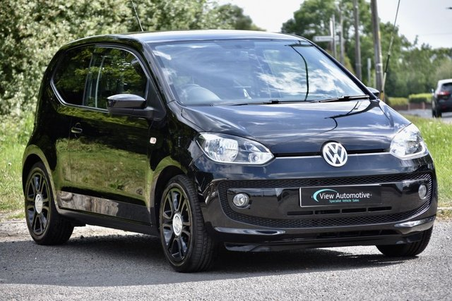 2012 12 VOLKSWAGEN UP 1.0 HIGH UP 3d 74 BHP