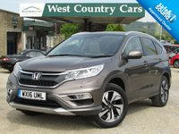 USED 2016 16 HONDA CR-V 1.6 I-DTEC EX 5d AUTO 158 BHP 1 Private Owner From New With Full Honda Service History