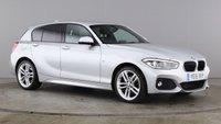 USED 2015 15 BMW 1 SERIES 2.0 120D XDRIVE M SPORT 5d AUTO 188 BHP