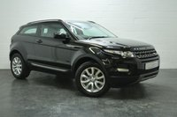 USED 2015 15 LAND ROVER RANGE ROVER EVOQUE 2.2 ED4 PURE TECH 3d 150 BHP PANORAMIC GLASS ROOF + SAT NAV + FULL LAND ROVER SERVICE HISTORY