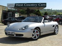 USED 2002 51 PORSCHE BOXSTER 3.2 S 2d 248 BHP Previously Sold By Ourselves