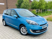 2012 RENAULT GRAND SCENIC 1.5 DYNAMIQUE TOMTOM ENERGY DCI S/S 5d 110 BHP £6495.00