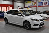 USED 2011 60 FORD FOCUS 1.6 ZETEC S TDCI 3d 109 BHP
