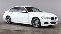 USED 2015 65 BMW 3 SERIES 2.0 325D M SPORT 4d AUTO 215 BHP