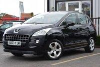 2013 PEUGEOT 3008 1.6 E-HDI ACTIVE 5d AUTO 115 BHP £6795.00