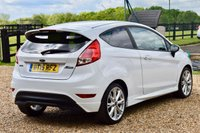 USED 2015 15 FORD FIESTA 1.0 ZETEC S ECOBOOST 3d 124 BHP