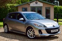 USED 2012 62 MAZDA 3 1.6 TAMURA 5d 103 BHP FSH, SENSORS, GREAT CONDITION! LOVELY LOW MILEAGE PART-EXCHANGE CAR
