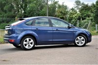USED 2009 09 FORD FOCUS 1.8 Zetec 5dr LOOKED AFTER 1 OWNER CAR