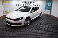 USED 2009 09 VOLKSWAGEN SCIROCCO 2.0 TSI GT 3dr 2 OWNERS, FSH, GT SPEC