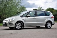 USED 2010 10 FORD S-MAX 2.0 TDCi Zetec Powershift 5dr LUXURY FAMILY TRANSPORT fsh