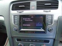 USED 2014 64 VOLKSWAGEN GOLF 1.6 TDI BlueMotion 5dr