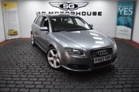 USED 2007 57 AUDI A4 2.0 TDI S line CVT 5dr S Line, Automatic,