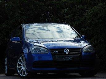 2007 VOLKSWAGEN GOLF 3.2 R32 3d 250 BHP £4975.00