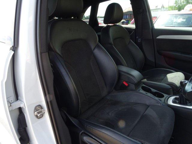 AUDI Q3 at Victoria Motors Ltd