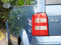 USED 2002 52 AUDI A2 1.4 TDI SE 5d 74 BHP ONLY 44K FROM NEW PAN ROOF VGC