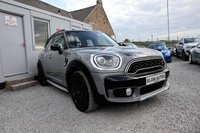 2017 MINI COUNTRYMAN Cooper S ALL4 2.0 5dr ( 192 bhp )