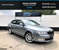 USED 2011 61 SKODA SUPERB 2.0 ELEGANCE TDI CR 5d 140 BHP