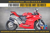 USED 2016 66 DUCATI PANIGALE - NATIONWIDE DELIVERY, USED MOTORBIKE. GOOD & BAD CREDIT ACCEPTED, OVER 600+ BIKES IN STOCK