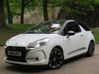 USED 2016 16 DS DS 3 1.6 BLUEHDI ELEGANCE S/S 3d 98 BHP