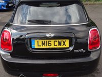 USED 2016 16 MINI HATCH COOPER 1.5 COOPER D 5d 114 BHP LOW LOW MILEAGE HIGH SPEC WITH FSH