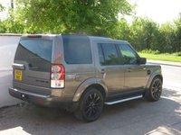 USED 2010 10 LAND ROVER DISCOVERY 3.0 4 TDV6 XS 5d AUTO 245 BHP SIDE RUNNING BOARDS,BLACK PACK,PRIVACY GLASS