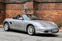 USED 2002 52 PORSCHE BOXSTER 2.7 986 2dr **NOW SOLD**