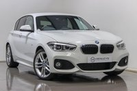 USED 2016 16 BMW 1 SERIES 2.0 118D M SPORT 5d 147 BHP