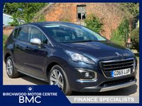 USED 2016 65 PEUGEOT 3008 1.6 BLUE HDI S/S ALLURE 5d AUTO 120 BHP