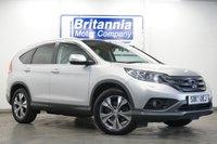 2013 HONDA CR-V 2.2 I-DTEC EX DIESEL TOP SPEC 4WD AUTOMATIC 150 BHP £13590.00