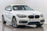 USED 2016 65 BMW 1 SERIES 1.5 118I SPORT 3d 134 BHP