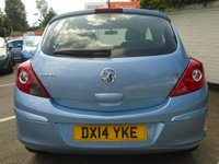 USED 2014 14 VAUXHALL CORSA 1.2 DESIGN AC 3d 83 BHP GUARANTEED TO BEAT ANY 'WE BUY ANY CAR' VALUATION ON YOUR PART EXCHANGE