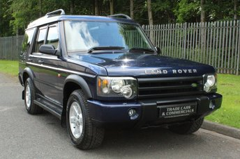 2004 LAND ROVER DISCOVERY 2.5 PURSUIT S TD5 5d 136 BHP £5000.00