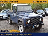 USED 2012 62 LAND ROVER DEFENDER 2.2 TD HIGH CAPACITY PICK UP 1d 122 BHP