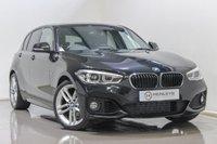 USED 2016 66 BMW 1 SERIES 1.5 118I M SPORT 5d AUTO 134 BHP