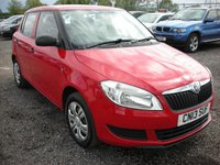 USED 2013 13 SKODA FABIA 1.2 S 12V 5d 60 BHP Bargain trade clearance!!