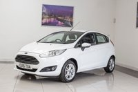 USED 2015 15 FORD FIESTA 1.2 ZETEC 5d 82 BHP MAY 2020 MOT & Just Been Serviced