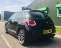 USED 2014 64 CITROEN DS3 1.6 DSTYLE 3 DOOR 120 BHP only 33.000 miles with full service history