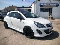 USED 2014 64 VAUXHALL CORSA 1.2 LIMITED EDITION 3d 83 BHP 18320 Miles, Full Service History, Great Colour combination!