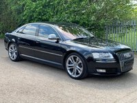 USED 2008 03 AUDI S8 5.2 S8 FSI QUATTRO V10 4d AUTO 450 BHP One Former Owner