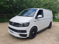 USED 2016 16 VOLKSWAGEN TRANSPORTER 2.0 T28 TDI BMT 5d 102BHP SPORTLINE KIT ALLOYS CRUISE PARKING SENSORS 6 MONTHS PLATINUM RAC WARRANTY & NATIONWIDE DELIVERY AVAILABLE