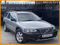 2003 VOLVO XC70 2.4 D5 SE LUX AWD 5d 163 BHP £2995.00