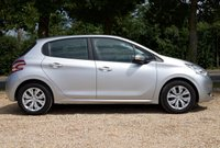 """USED 2013 PEUGEOT 208 2013 63 HDI 1.4 ACCESS+/ 5DR HATCH/ CRUISE CONTROL ECONOMICAL & PRACTICAL PEUGEOT 208 WITH CRUISE CONTROL/ AIR CONDITIONING/ FULL SERVICE HISTORY (5 SERVICES), NEW SERVICE @20K MILEAGE,  1 YEAR NEW MOT, 2 KEYS, FULL SIZE SPARE WHEEL/ WARRANTY/ HPI CLEARED/  BOOK A EST DRIVE TODAY! APPLY FOR A CAR FINANCE ON OUR WEBSITE PAGE """"FINANCE""""."""