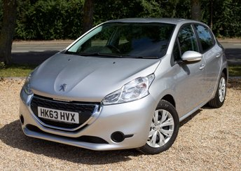 2013 PEUGEOT 208 2013 63 HDI 1.4 ACCESS+/ 5DR HATCH/ CRUISE CONTROL £4995.00