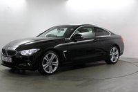 USED 2013 63 BMW 4 SERIES 2.0 420D LUXURY 2d 181 BHP