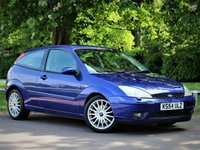 USED 2005 54 FORD FOCUS 2.0 ST 170 3d 173 BHP