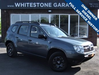 2014 DACIA DUSTER 1.5 AMBIANCE DCI 5d 107 BHP £5995.00