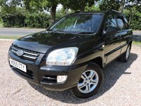 USED 2006 55 KIA SPORTAGE 2.0 XS CRDI 5d 139 BHP Great condition! Comes with MOT 14/05/2020 / NEW SERVICE / FULL SERVICE HISTORY (10 SERVICE STAMPS + RECEIPTS)/ 2 KEYS/ HPI/ NO WARRANTY BASED ON AGE OF THE CAR, IT'S A PART EXCHANGE VEHICLE.  BOOK A TEST DRIVE TODAY!
